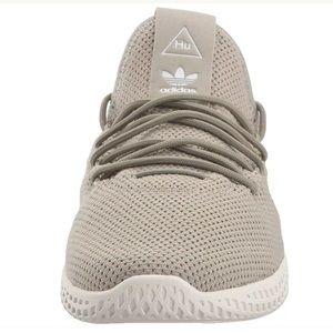 a586be176 adidas Shoes - Adidas Kid s Pharrell Williams Tennis HU Shoes Tan